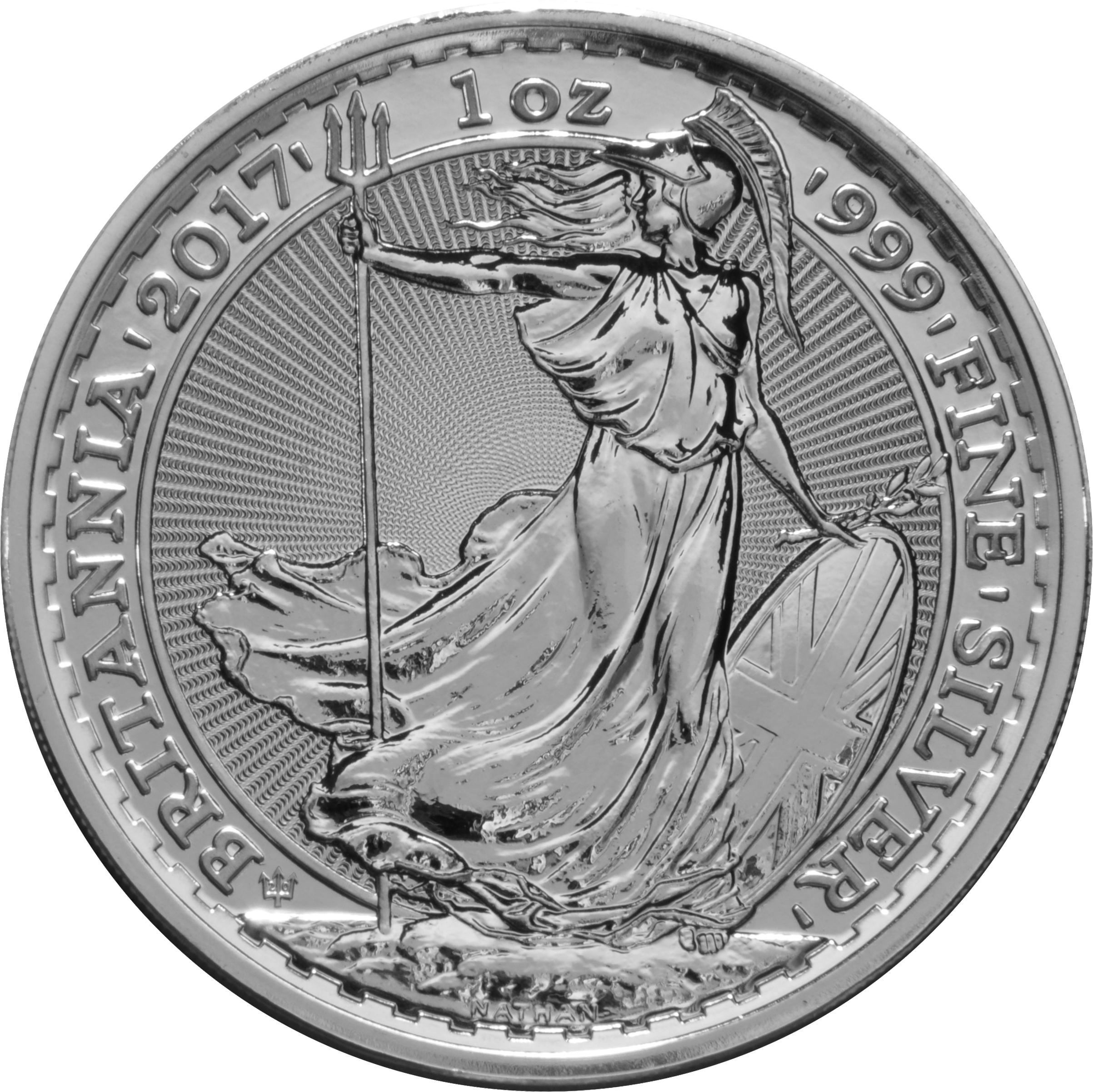 1oz Silver Britannia 20th Anniversary 24 02