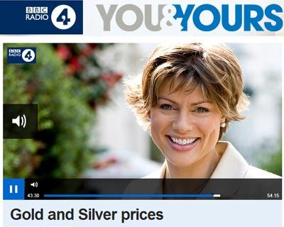 BBC Radio 4 Interview Rob Halliday-Stein