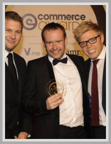 BullionByPost Win Best Financial Services at the 2013 eCommerce Awards